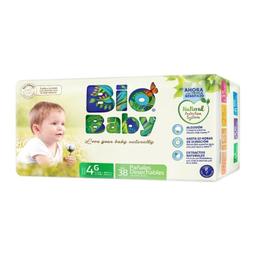 Pañal Bio Baby Talla 4 38 U