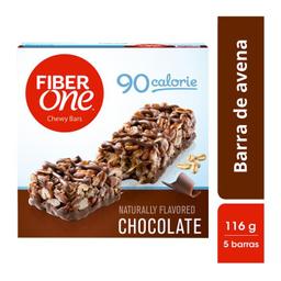 Barra Avena Fiber One Chocolate 23 g x 5