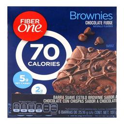 Brownies De Chocolate Fiber One 151 g