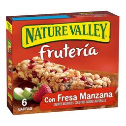 Barrasde granola Nature Valley Fruteria 26 g x 6