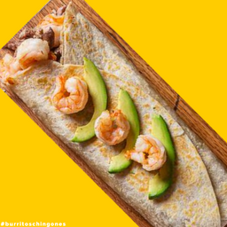 Burrito Mar y Tierra