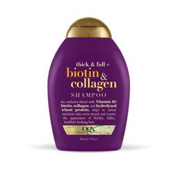 Shampoo Organix Biotin & Collagen 385 mL