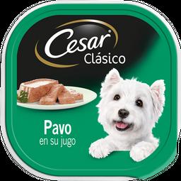 Alimento Para Perro Cesar Pavo Adulto Raza Pequeña 100 g