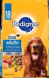 Alimento Para Perro Pedigree Original Adulto 4 Kg
