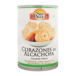 Corazones de Alcachofa San Miguel  420 g