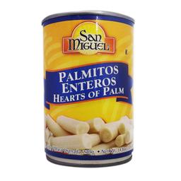 Palmitos San Miguel Enteros 420 g