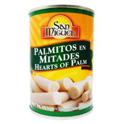 Palmitos San Miguel en Mitades 400 g