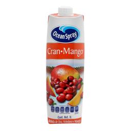 Jugo Ocean Spray Arándano y Mango 1 L