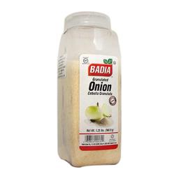 Cebolla Badia Granulada 566 g