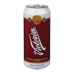 Latón Cerveza Victoria 473 ml