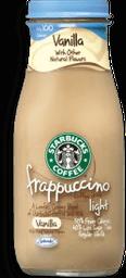 Frappuccino Starbucks Vainilla Light 281 mL