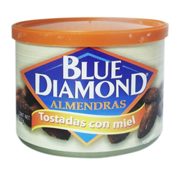 Almendras Blue Diamond Tostadas Con Miel 150 g