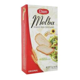 Pan Tostado Dare Melba Original  200 g
