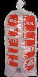 Hielo Club en Cubos Bolsa 5 Kg