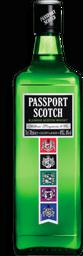 Whisky Passport Scotch Botella 700 mL