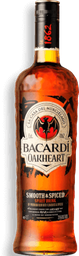 Ron Bacardi Oakheart 750 mL