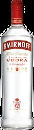 Vodka Smirnoff 1 L
