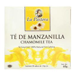 Té de Manzanilla La Pastora 50 U