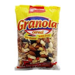 Granola Granvita Con Fruta 400 g