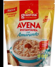 Avena Instantánea Granvita Con Amaranto 170 g