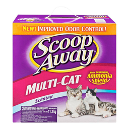 Arena Para Gato Scoop Away 11.3 Kg