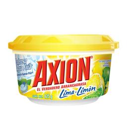 Lavatrastes Axion Limón Pasta 425 G