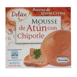 Mousse Délico de Atún con Chipotle 200 g