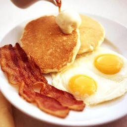 Combo Desayuno Gringo