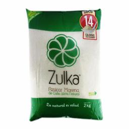 Azúcar Zulka Morena 2 kg