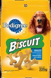 Alimento Para Perro Pedigree Biscuit Raza Grande Adulto 225 g