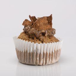 Cupcake Integral Zanahoria con Splenda