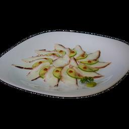 Sashimi Fino de Pulpo