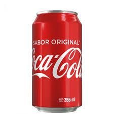 Coca-Cola Sabor Original  355 ml