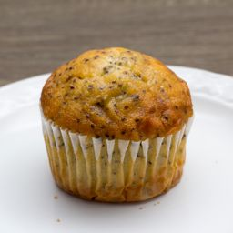 Muffin de Vainilla y Chia