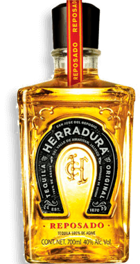 Tequila Herradura Reposado Botella 700 mL