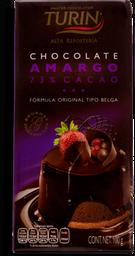 Chocolate Turin Alta Repostería Amargo 73% Cacao 100 g
