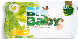 Pañales Bio Baby