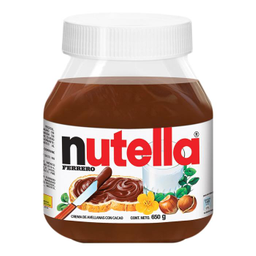 Crema de Avellana Nutella 650 g