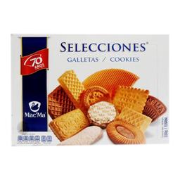 Galletas MacMa Selecciones 330 g