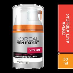 Crema Antiarrugas Men Expert LOréal