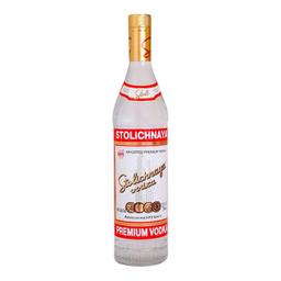 Vodka Stolichnaya Clásico 750 mL