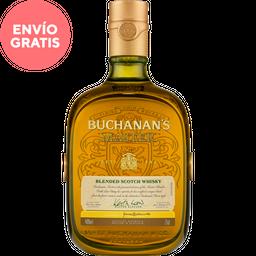 Whisky Buchanan's Master Deluxe 750 mL