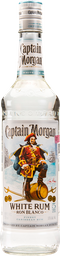 Ron Captain Morgan Blanco 750 mL
