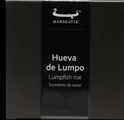 Hueva de Lumpo Hanseatik Negro 100 g