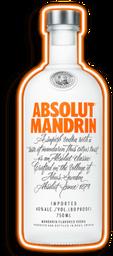 Vodka Absolut Mandrin 750 mL