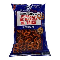 Pretzels Horneados Autenta Foods 300 g