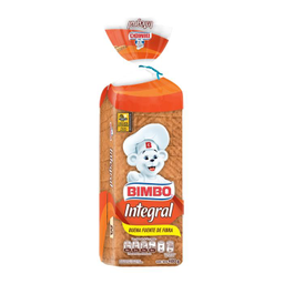 Pan Integral Bimbo Mediano 480 g