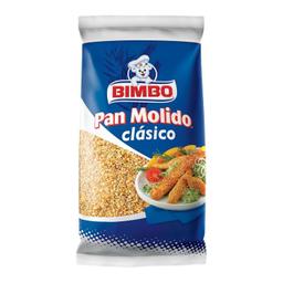 Pan Molido Bimbo Clásico 210 g