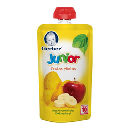 Gerber Pouch Frutas Mixtas
