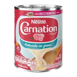Leche Evaporada Carnation Clavel 80% Menos Grasa 360 mL